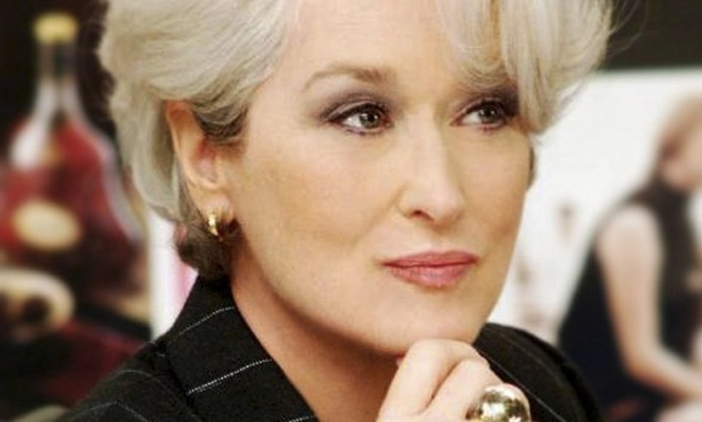 Meryl Streep. The Devil Wears Prada. | Meryl Streep | Pinterest