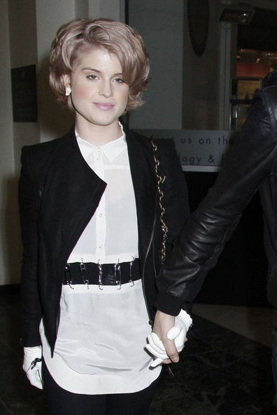 Kelly Osbourne She's gotten so tiny!