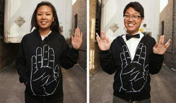 Star Trek nerd hoodie. | Products I Love | Pinterest