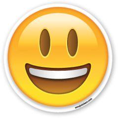 Smiling FacesHappy Face Arrow End Emoji