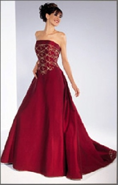 Cheap red wedding dresses wedding chicago venues pinterest