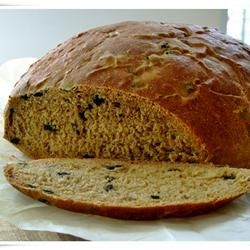 ... hope this turns out! Mediterranean Black Olive Bread Allrecipes.com