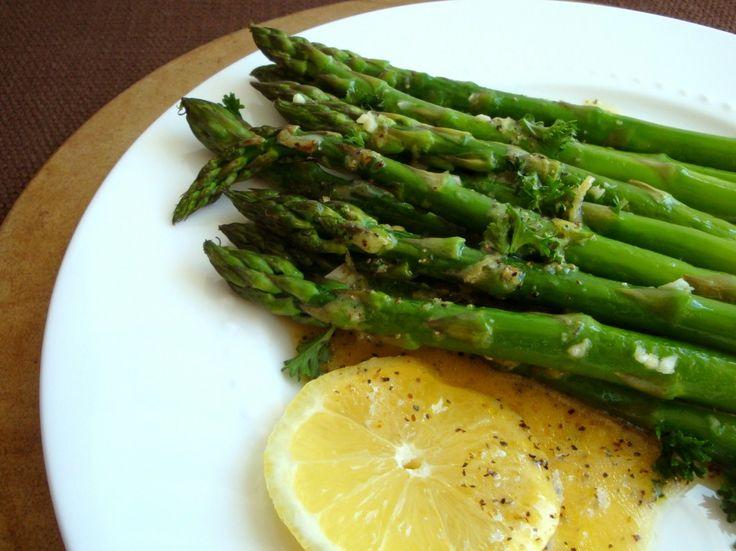 Sauteed Asparagus With Bacon And Dijon Recipes — Dishmaps