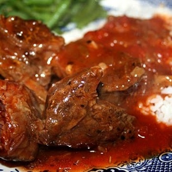 Italian slow cooker pot roast - This was really yummy, but not sure ...