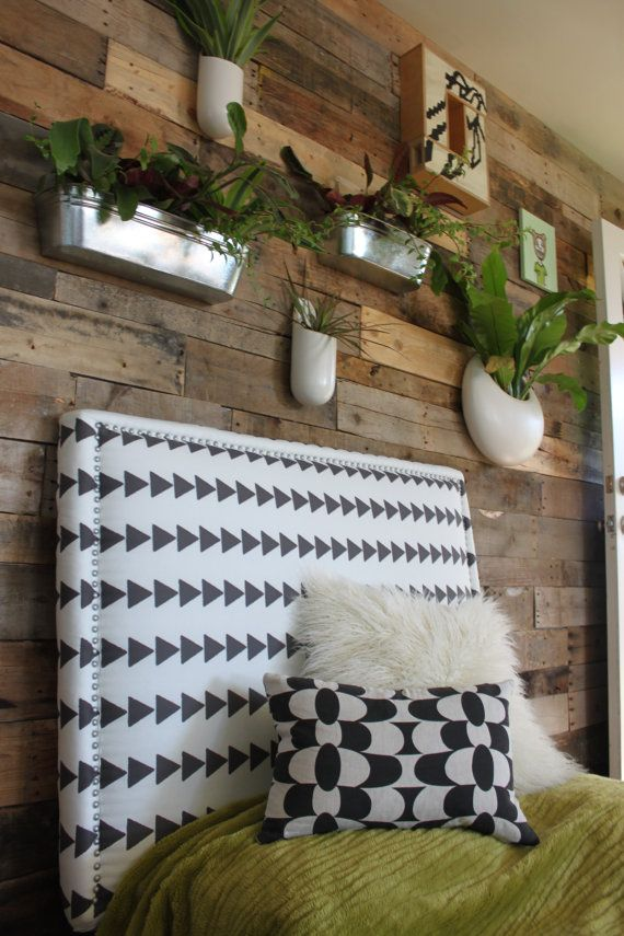 Fabric Headboard Arrow by TheIndianJetty on Etsy