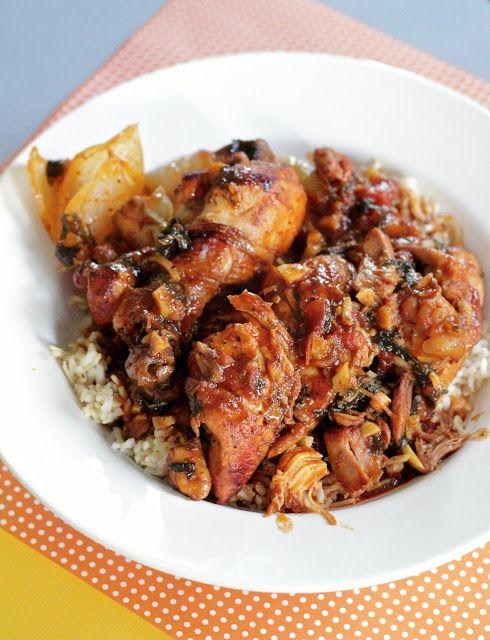 Caribbean Chicken | Recipe