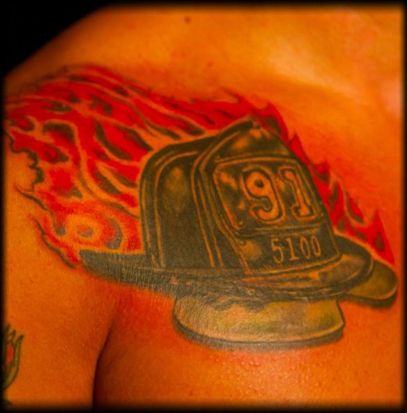 Photo Realism Tattoo by Heather Sinn