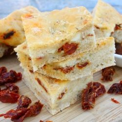 Sun-Dried Tomatoes and Feta provide a new flavor dimension to this ...