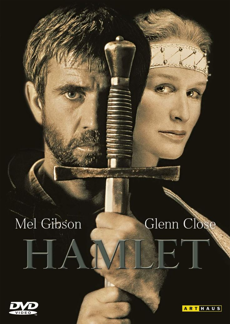 Hamlet (Mel Gibson) | On the Big Screen | Pinterest