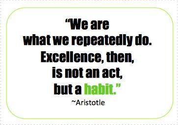 habit quotes motivational quotes pinterest