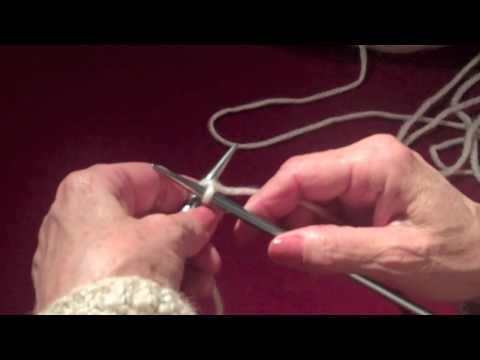 How to Cast On - How to Knit