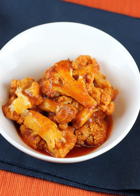 Suvir Saran's Manchurian Cauliflower from Carolyn Jung (Foodgal ...