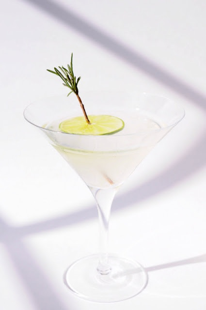 Rosemary and Citrus Fizz | good stuff 2 drink | Pinterest