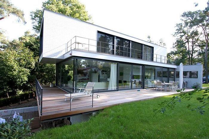 Haus von architekt thomas beyer architektur pinterest