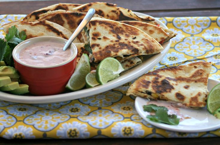 Turkey Quesadillas - Thanksgiving Leftover Recipe. I would turn this ...