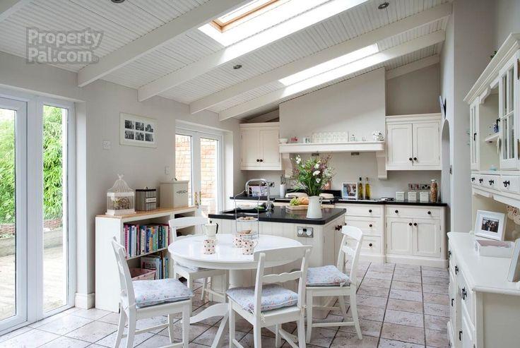 Light and airy kitchen design  kitchen ideas  Pinterest