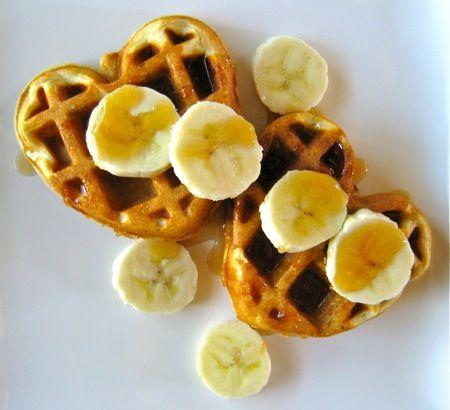 peanut butter waffles | Waffle Mania | Pinterest