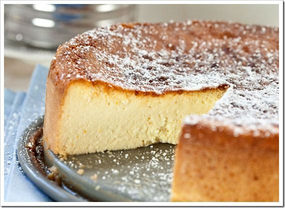 Italian Ricotta Cheesecake - This version uses both ricotta and ...