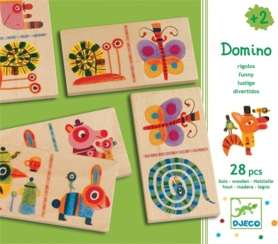 DIY Dominoes - Zebranimo