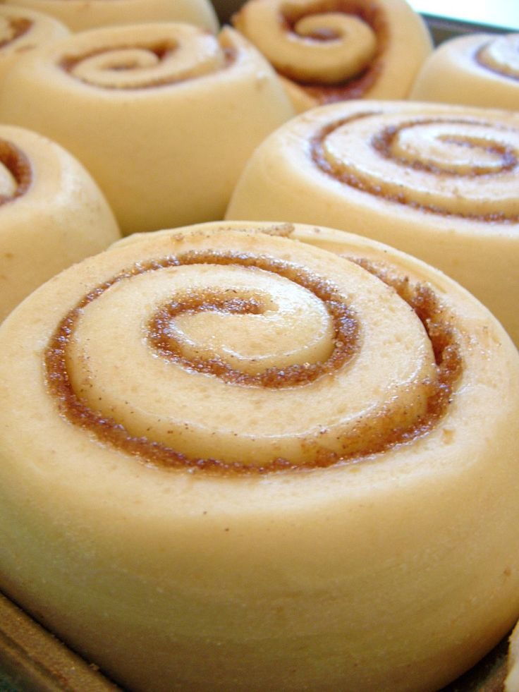 The World's Best Vegan Cinnamon Rolls | Vegan Food | Pinterest