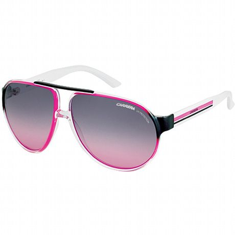 If Barbie wore aviators, she would own these!! Carrera Forever Mine Sunglasses