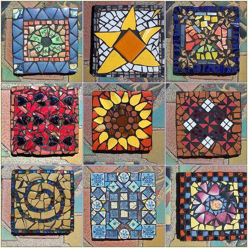 Great Ideas Art Lesson Ideas Mosaic Pinterest