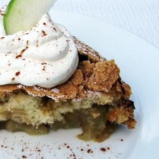 Apple Sharlotka | I Bake Sometimes. | Pinterest