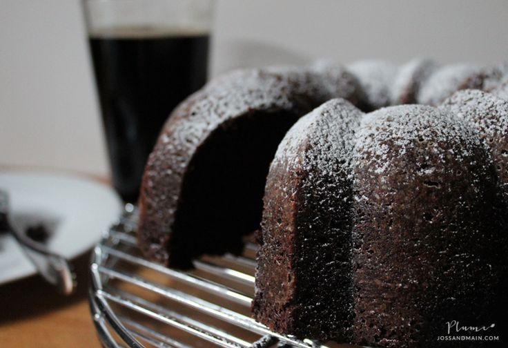 Chocolate-Stout-Cake | Fabulous Food and Recipes | Pinterest