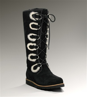 ugg rommy tall black