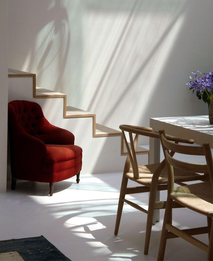 Red Chair Interiors Pinterest