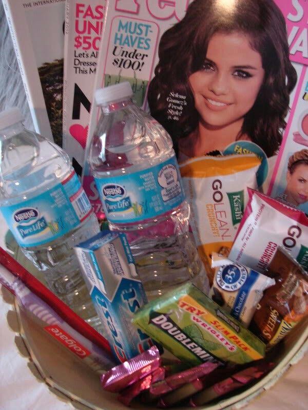 Guest Room Welcome Basket Organize Pinterest