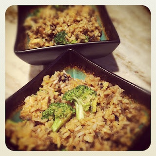 Chicken Broccoli Fried Rice | Side Dishes | Pinterest