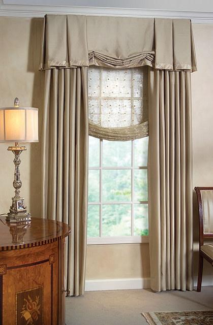 Custom window treatment by honquest window treatments for Custom window treatments
