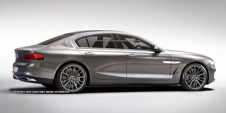 2017 Bmw 8 Series Gran Coupe Concept Conceptual Design