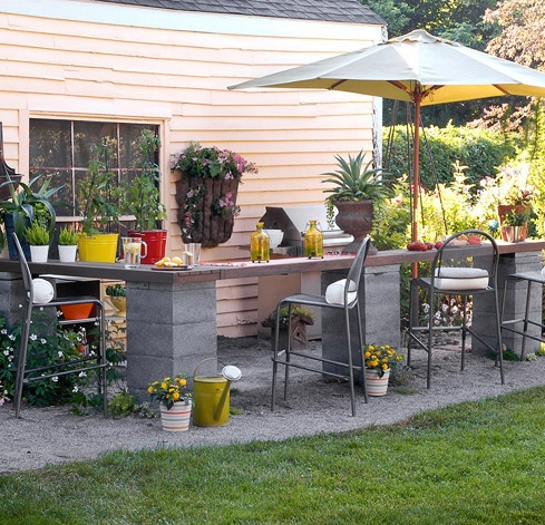 Killer Outdoor Bar Simple To Build Too Lazy Turtle