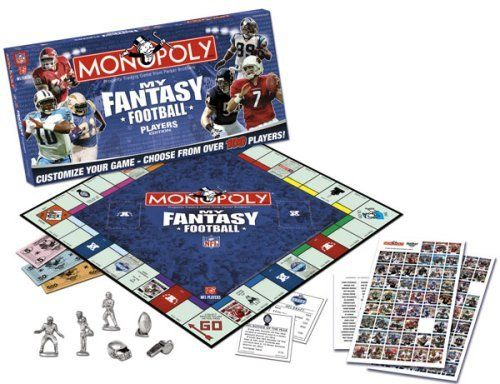 my fantasy park game