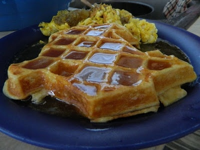 Sour Cream Waffles | Recipes I will try | Pinterest