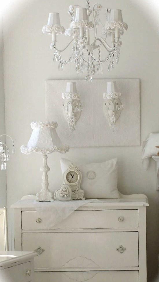 romantic cottage vintage style lighting romantic decor