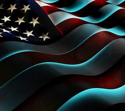 freedom american flag