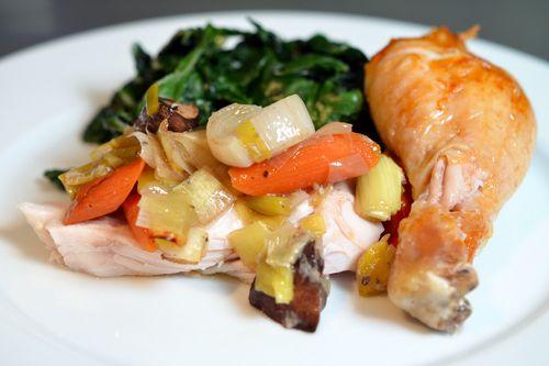 Easiest Roast Chicken Ever | Award-Winning Paleo Recipes | Nom Nom ...
