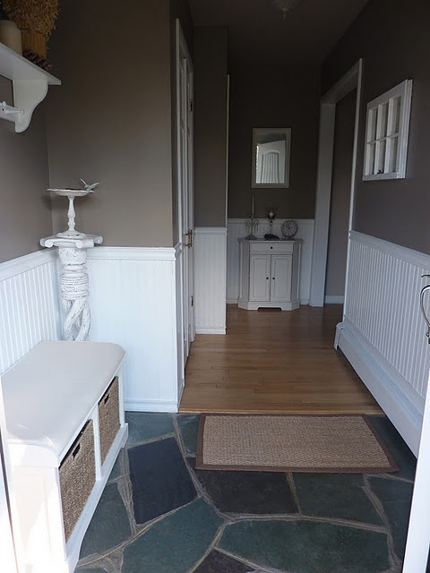 Small Foyer Painted Furniture Pinterest