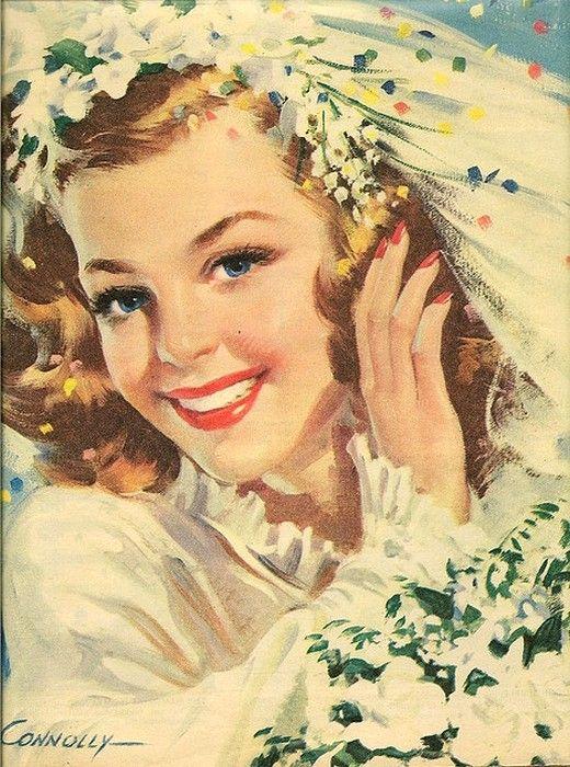 Howard Connolly (1903-1990) — Bride (700x517)