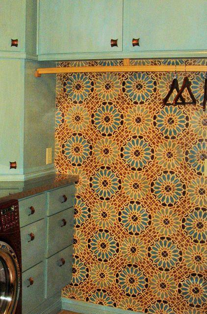 Moorish Room | Get Ideas for Using Colorful Moorish-Inspired Tile at ...