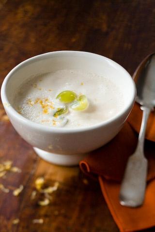 White gazpacho | Soups | Pinterest