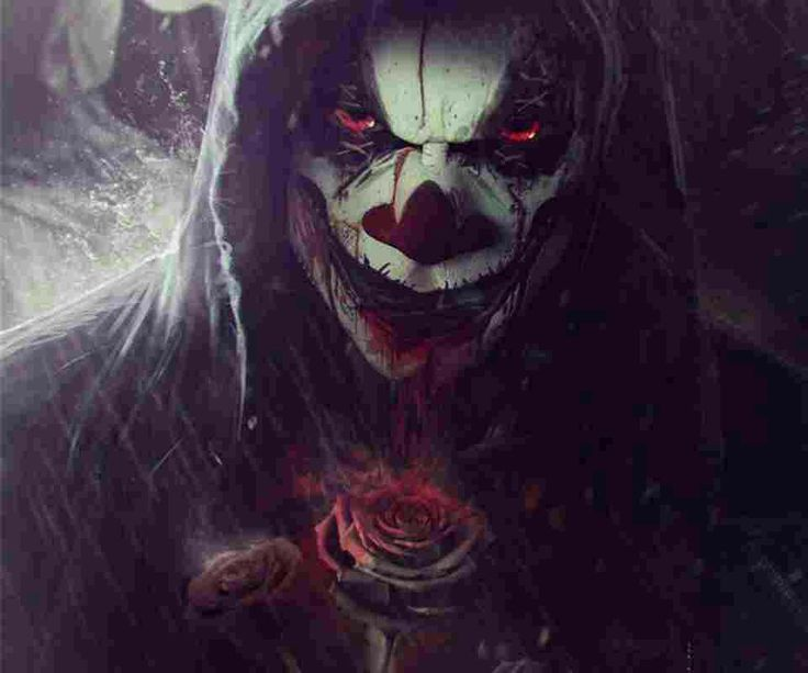 Killer Clown Animation Pinterest