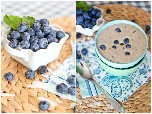 Blueberry Pancake Batter Smoothie. I will use almond milk & add ...