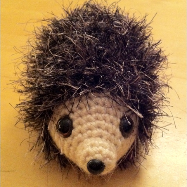 Ravelry Little Oddment Hedgehog Pattern By Little Cotton ...