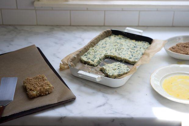 Millet Croquettes | Recipe