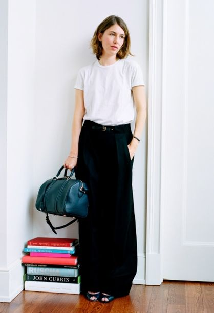 T Shirt Long Skirt S T Y L E Pinterest