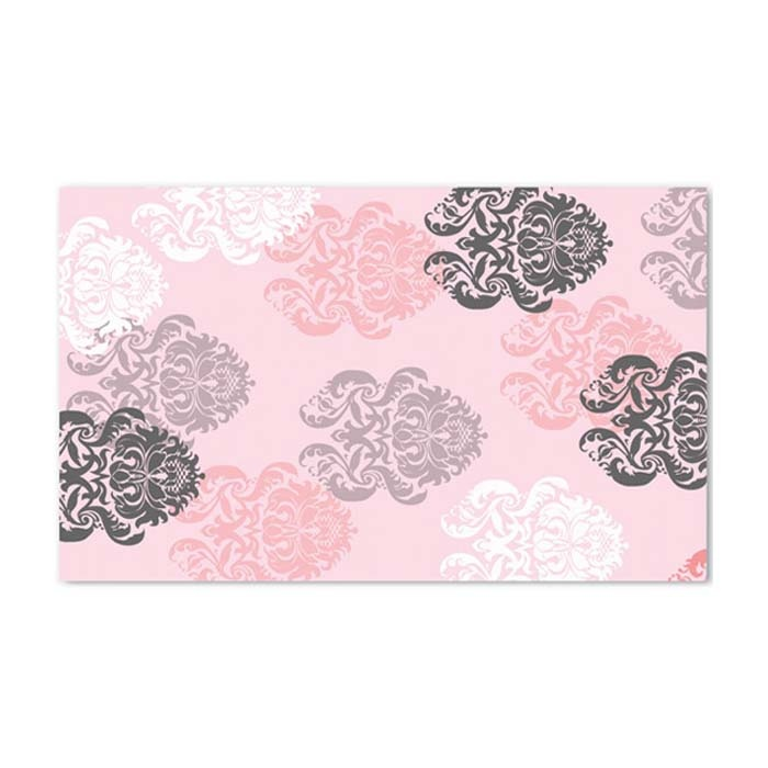 pink and grey rug cute children stuff pinterest. Black Bedroom Furniture Sets. Home Design Ideas